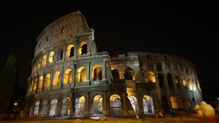 ROMA, Centro storico e le proprietà della Santa Sede in città che gode dei diritti extraterritoriali e San Paolo Fuori le Mura