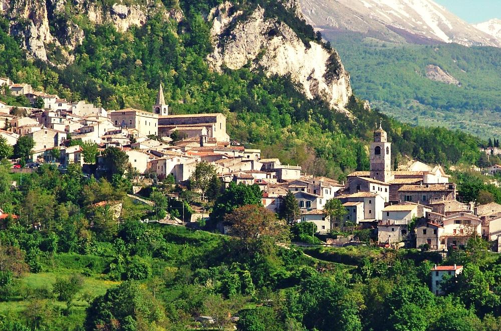 Caramanico Terme<br> Pescara, ABRUZZO