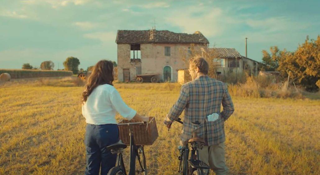 Caruso presents: The Good Italian I – The Farmhouse of Wonders – starring Giancarlo Giannini