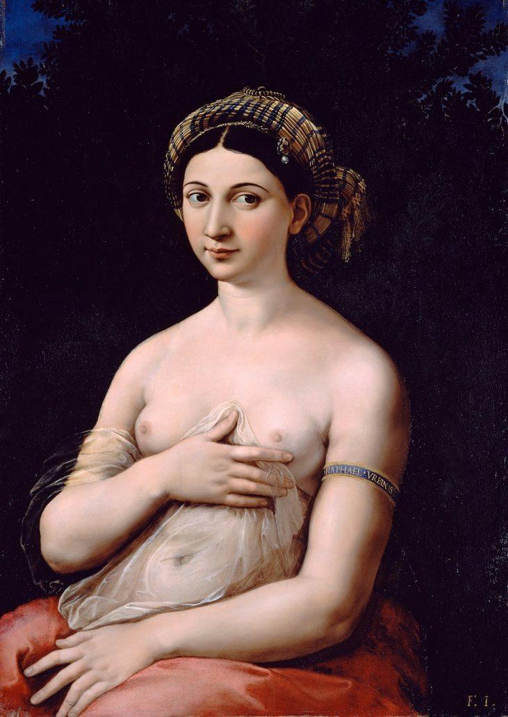 GNAA Galleria Nazionale di Arte Antica: il ritorno della Fornarina