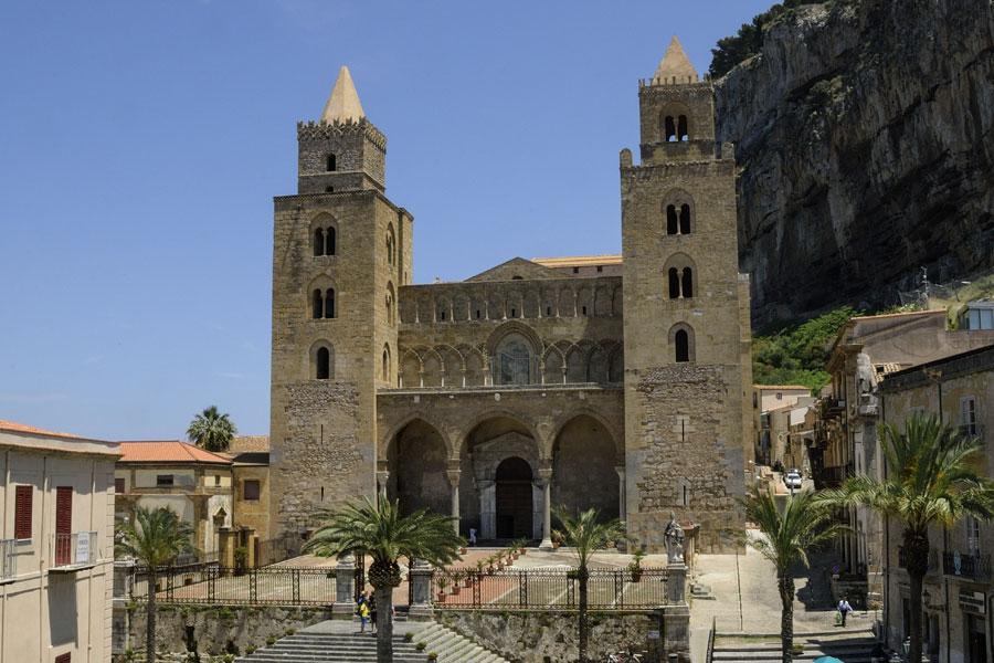PALERMO arabo-normanna e le Chiese Cattedrale di Cefalù e Monreale