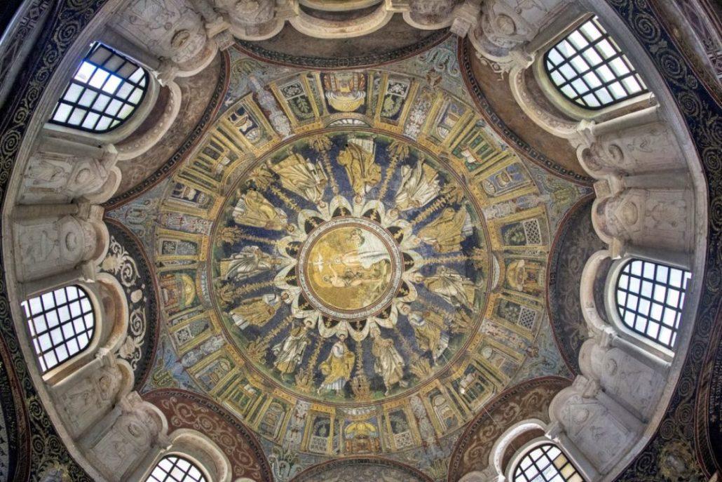 RAVENNA, Monumenti paleocristiani e Arte BIZANTINA