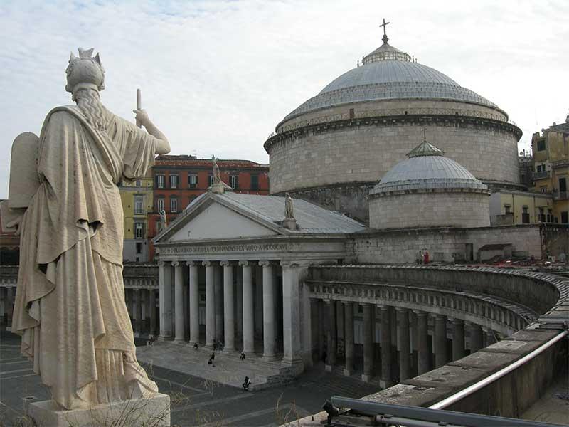 NAPOLI, centro storico