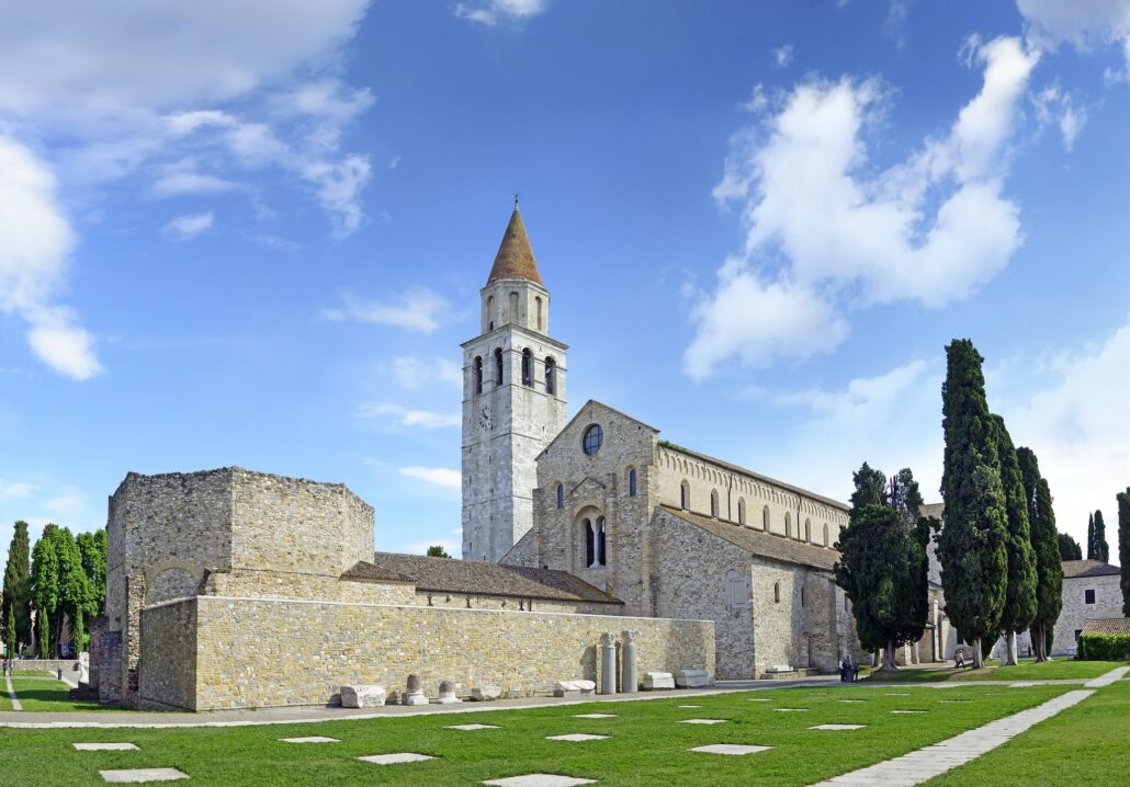AQUILEIA, Area Archeologica e Basilica Patriarcale