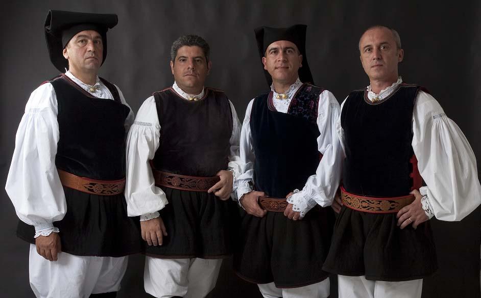 Canto a tenore, canti pastorali sardi Italia