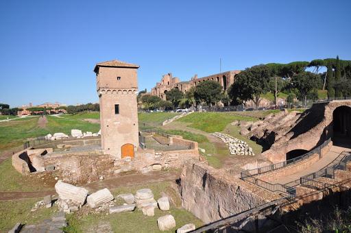 Appia Regina Viarum<br> 1° Tappa
