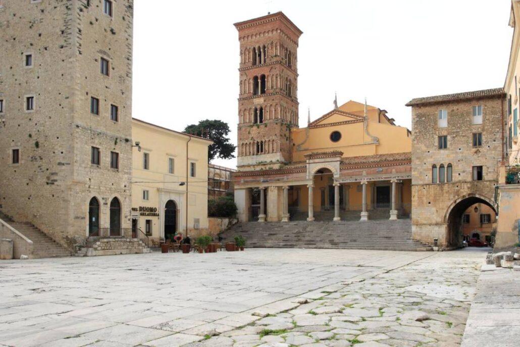 Appia Regina Viarum<br>4° Tappa