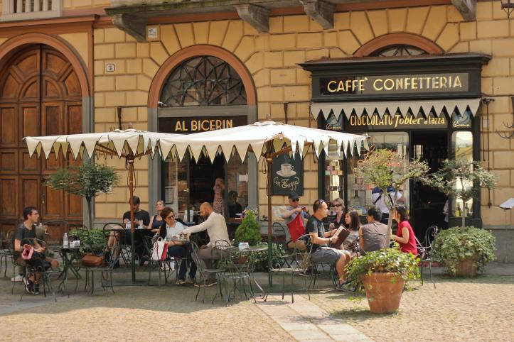 Caffè al Bicerin – TORINO
